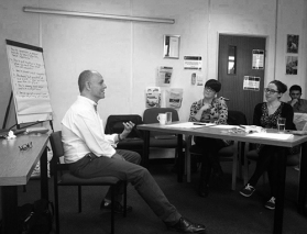 Inspiring our future leaders at CharityWorks