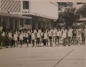 Hong Kong Run 1981